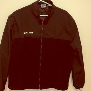 Mens XL mens Bauer fleece jacket